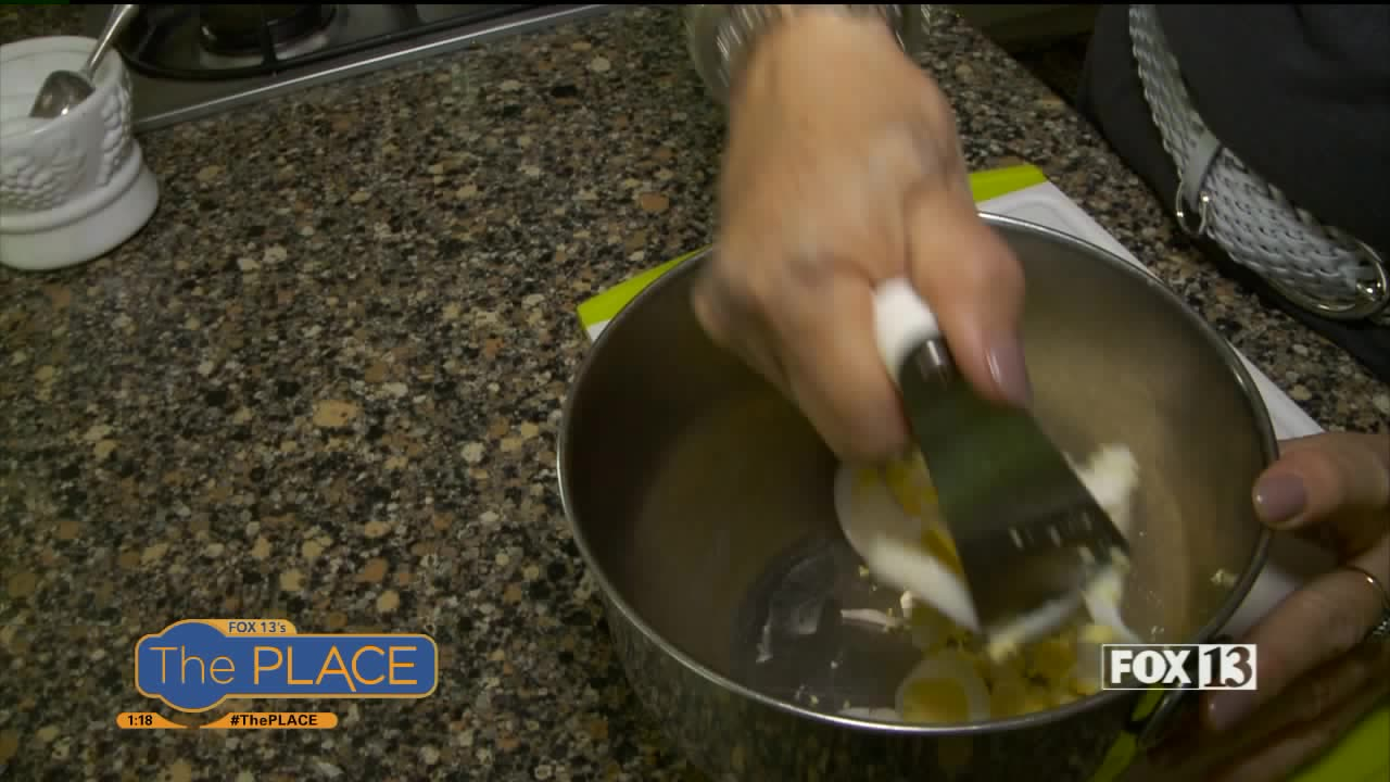 How To Make Egg Salad In Less Than A Minute