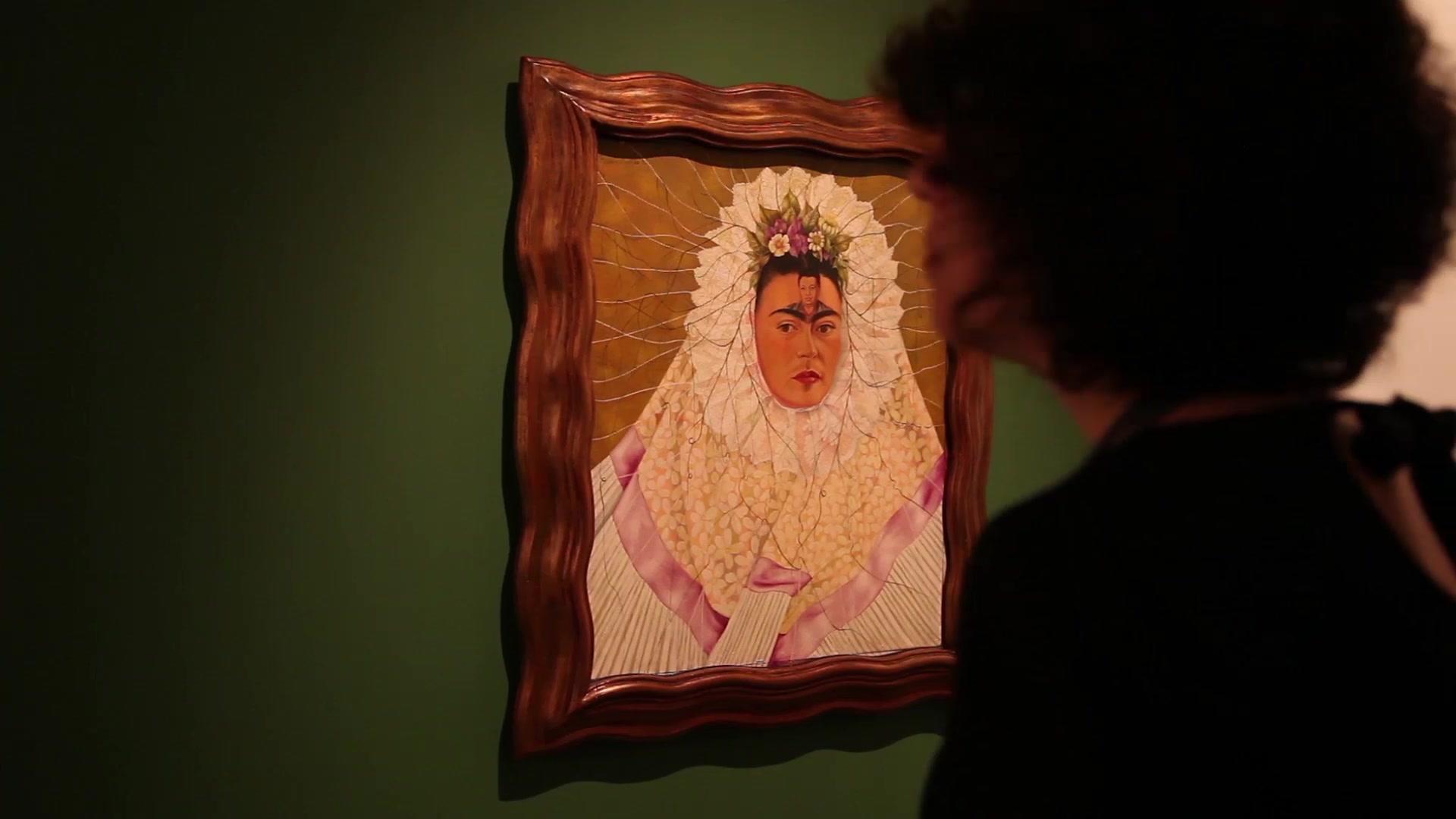 Crianças Contam O Que Acharam Da Exposição Frida Kahlo