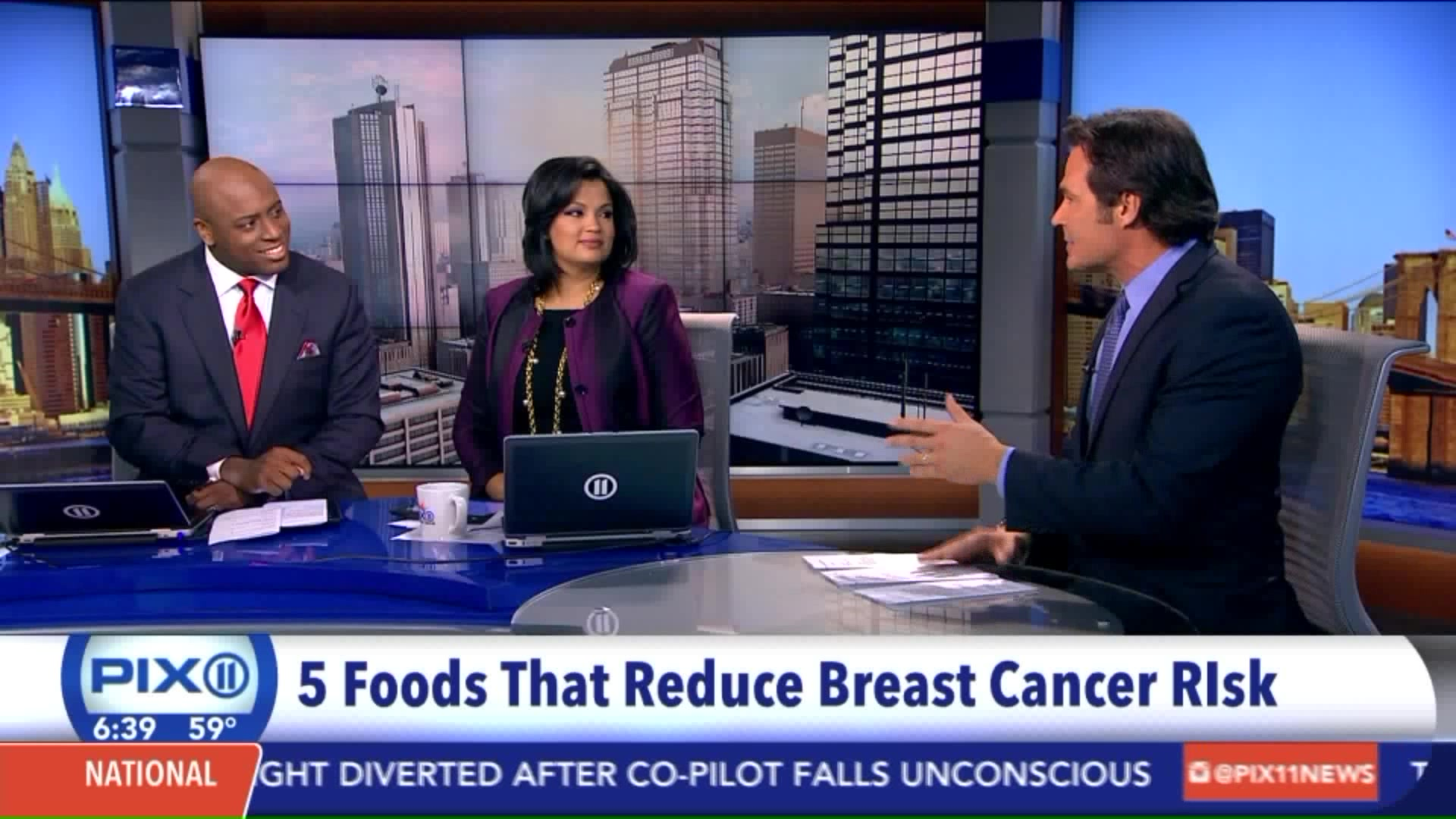 5 Foods That Can Reduce the Risk of Breast Cancer