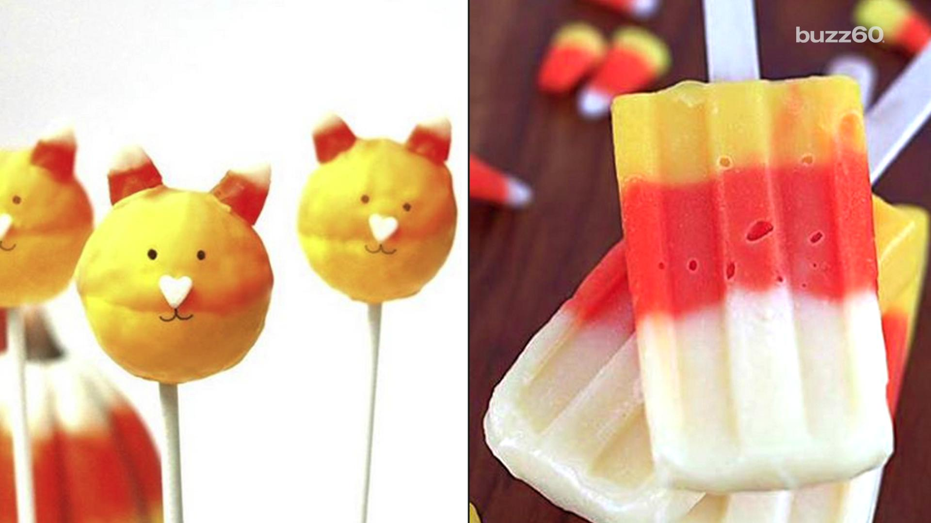 Creative Ways to Use Candy Corn in Halloween Desserts