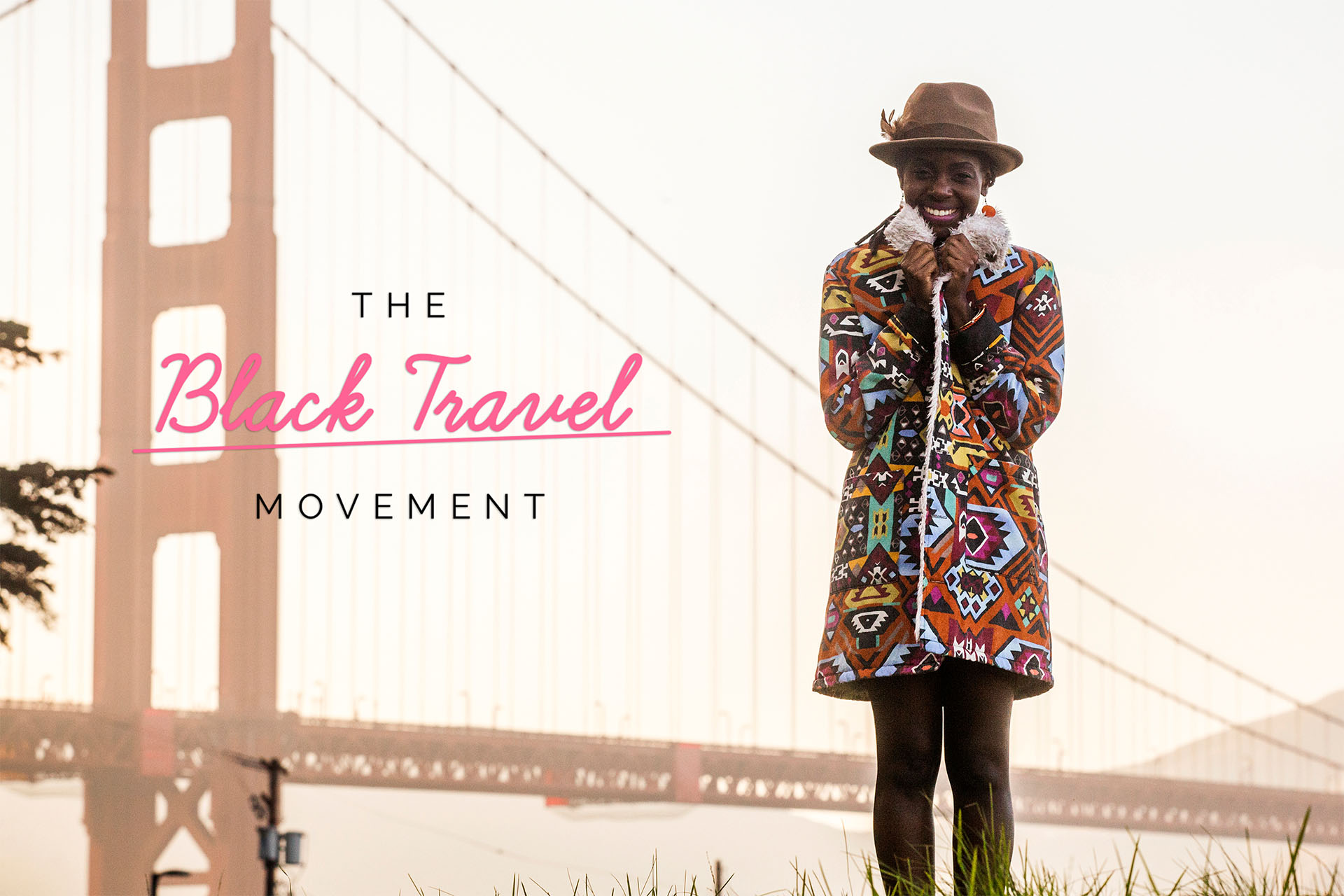 The Black Travel Movement Is Here
