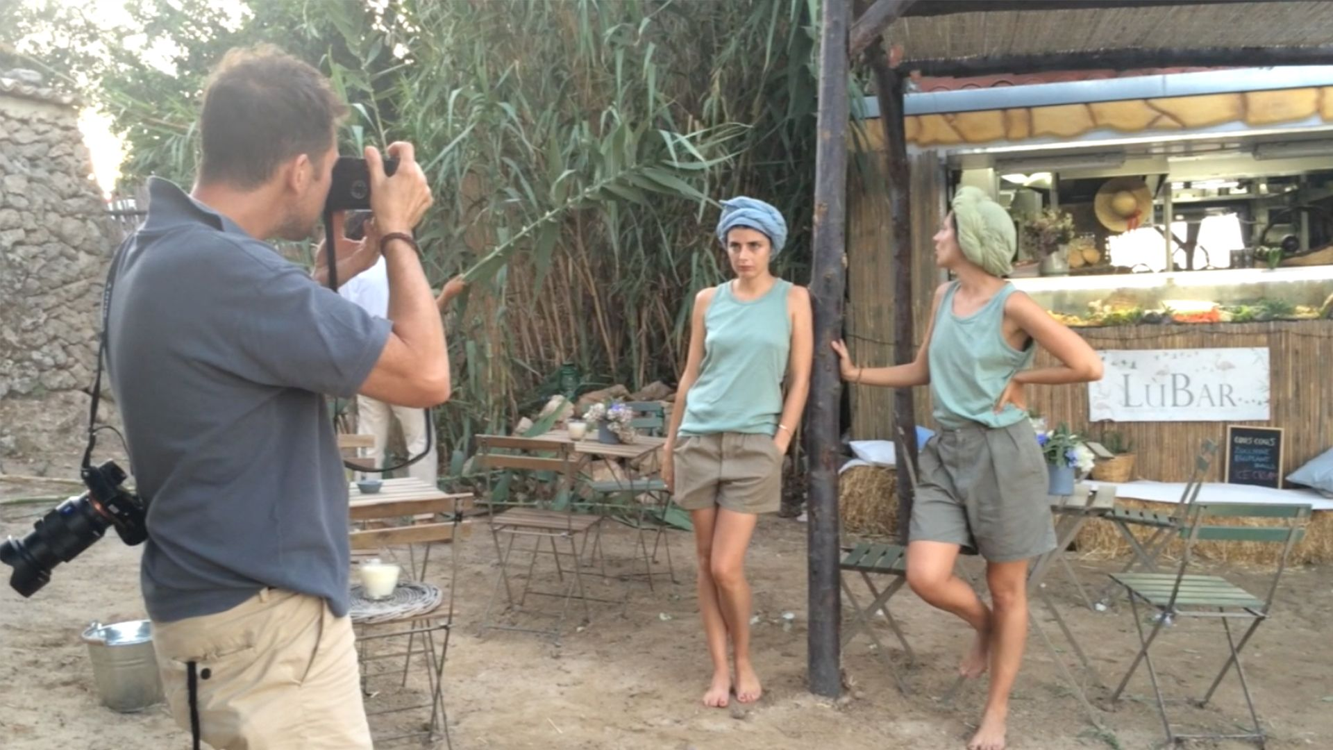Shorter Than Short: March Cover Shoot in Sicily
