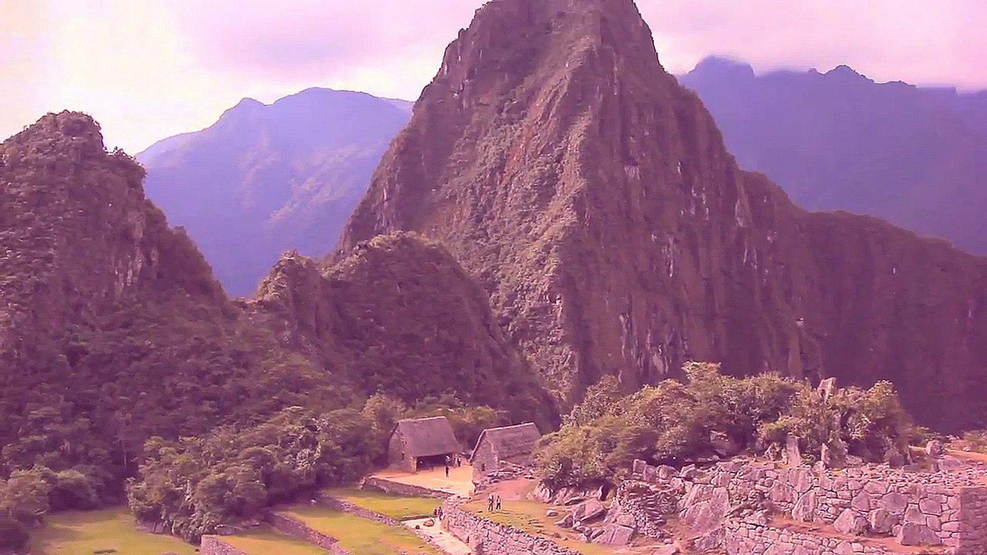Escape to Cuzco