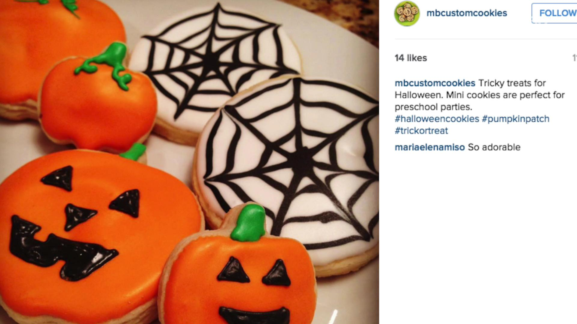 Festive Halloween Cookies That Are Easy to Make