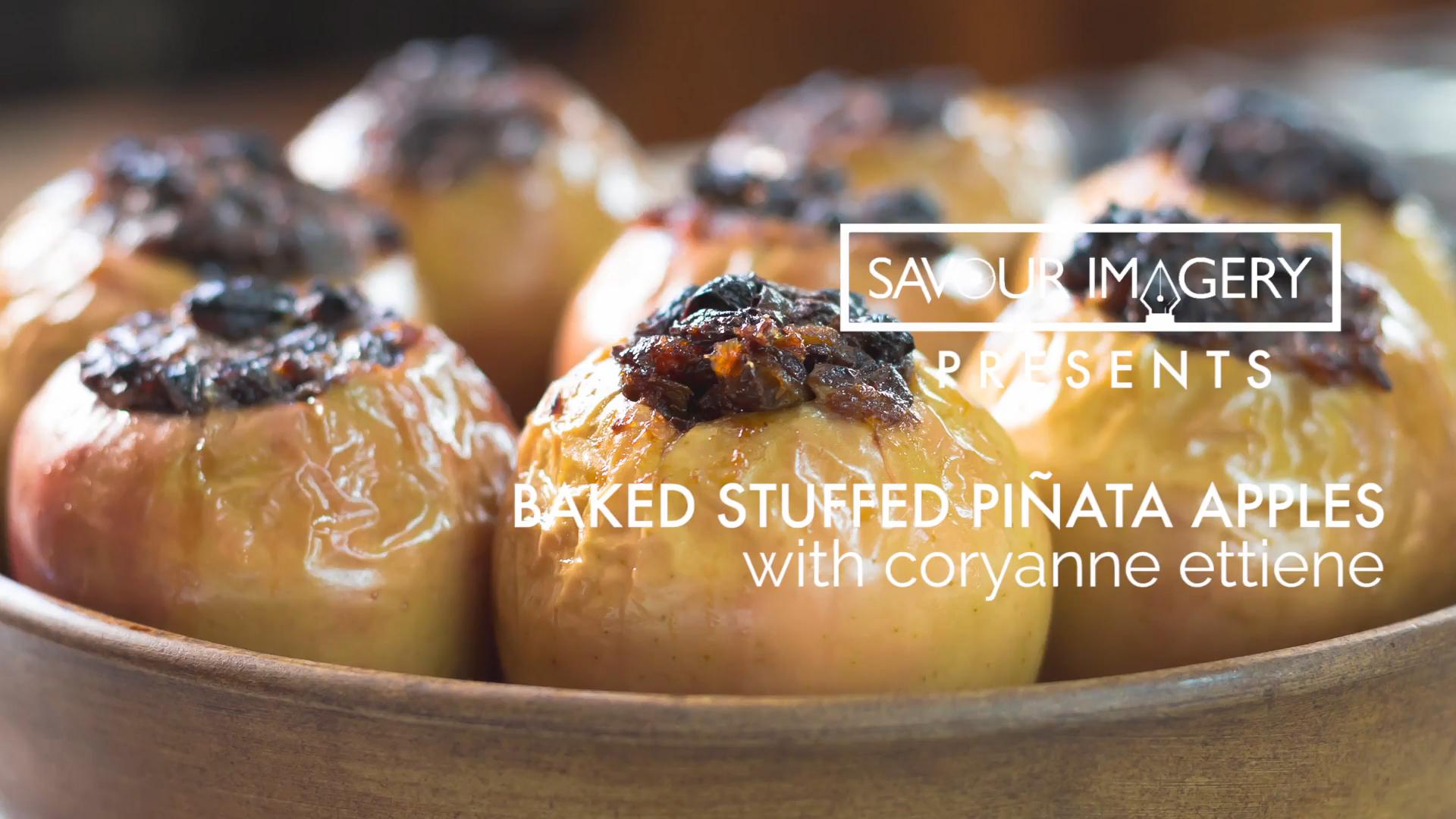 Baked Stuffed Apples Recipe