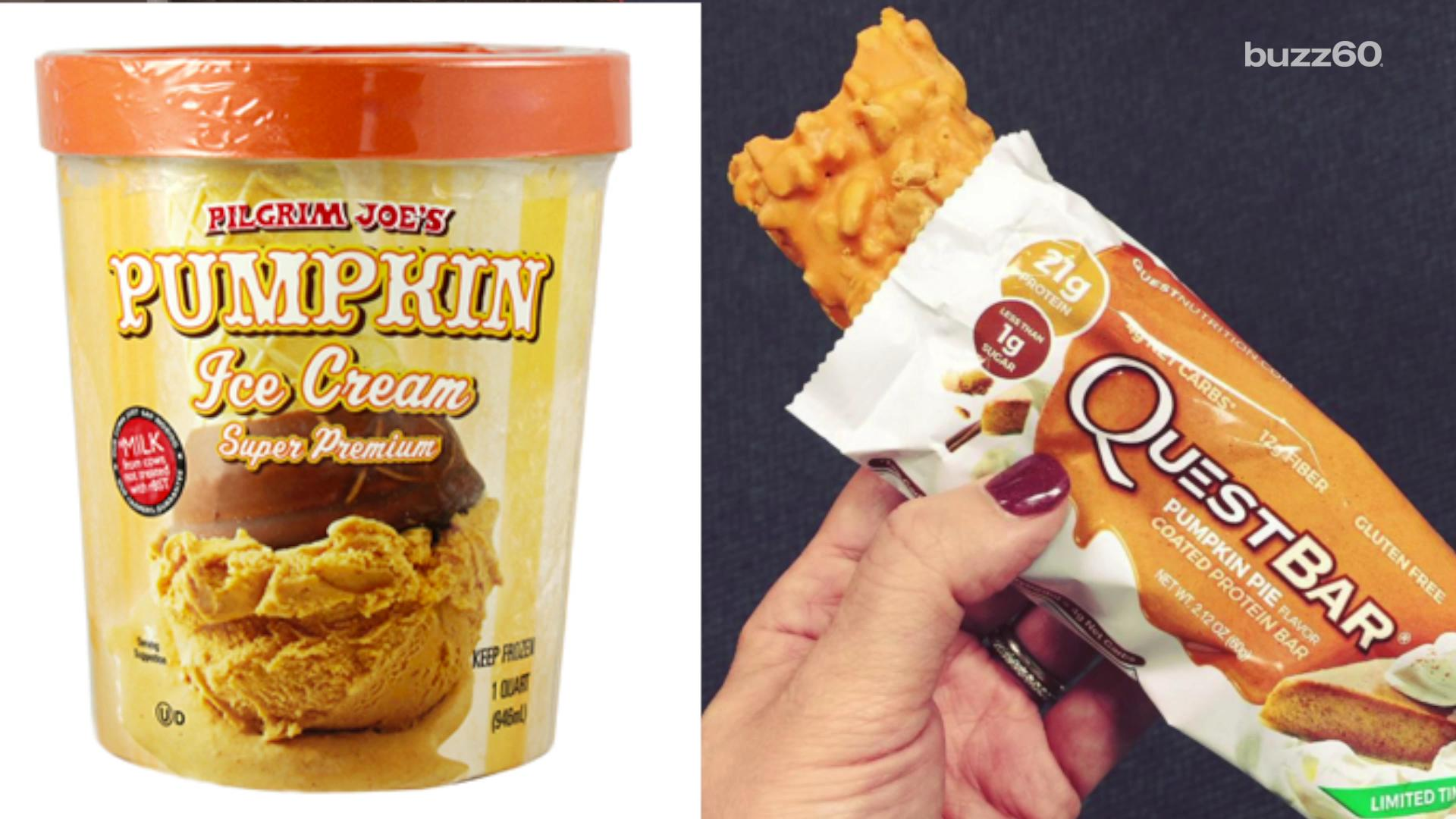 7 Pumpkin Flavored Products You Need to Try