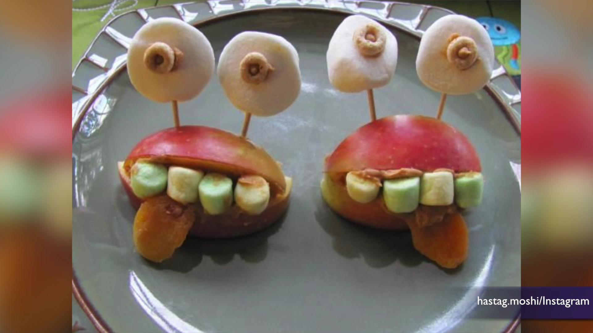 Easy No-Bake Halloween-Themed Snacks