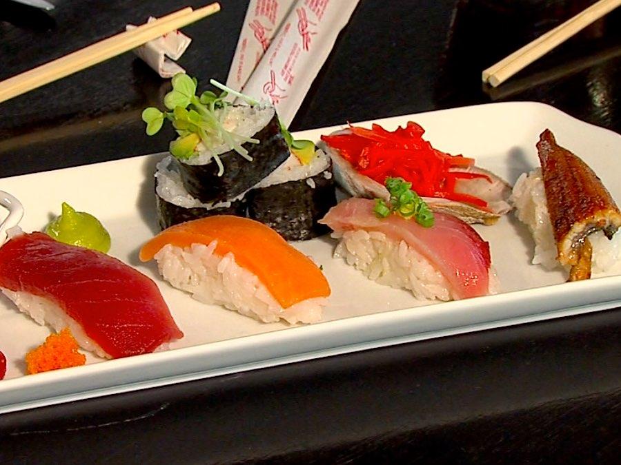 3 Ways You're Eating Sushi Wrong