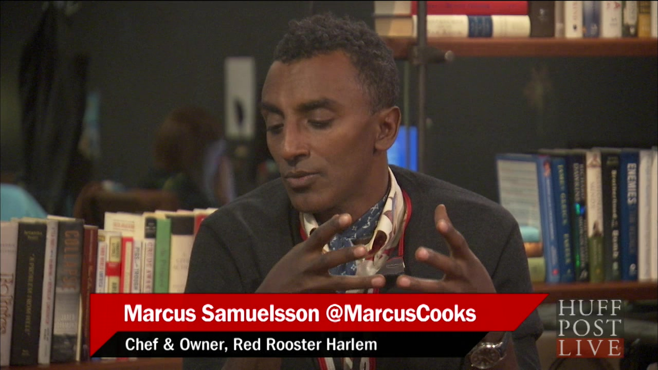 Chef Marcus Samuelsson Weighs In On Danny Meyer's Tipping Ban