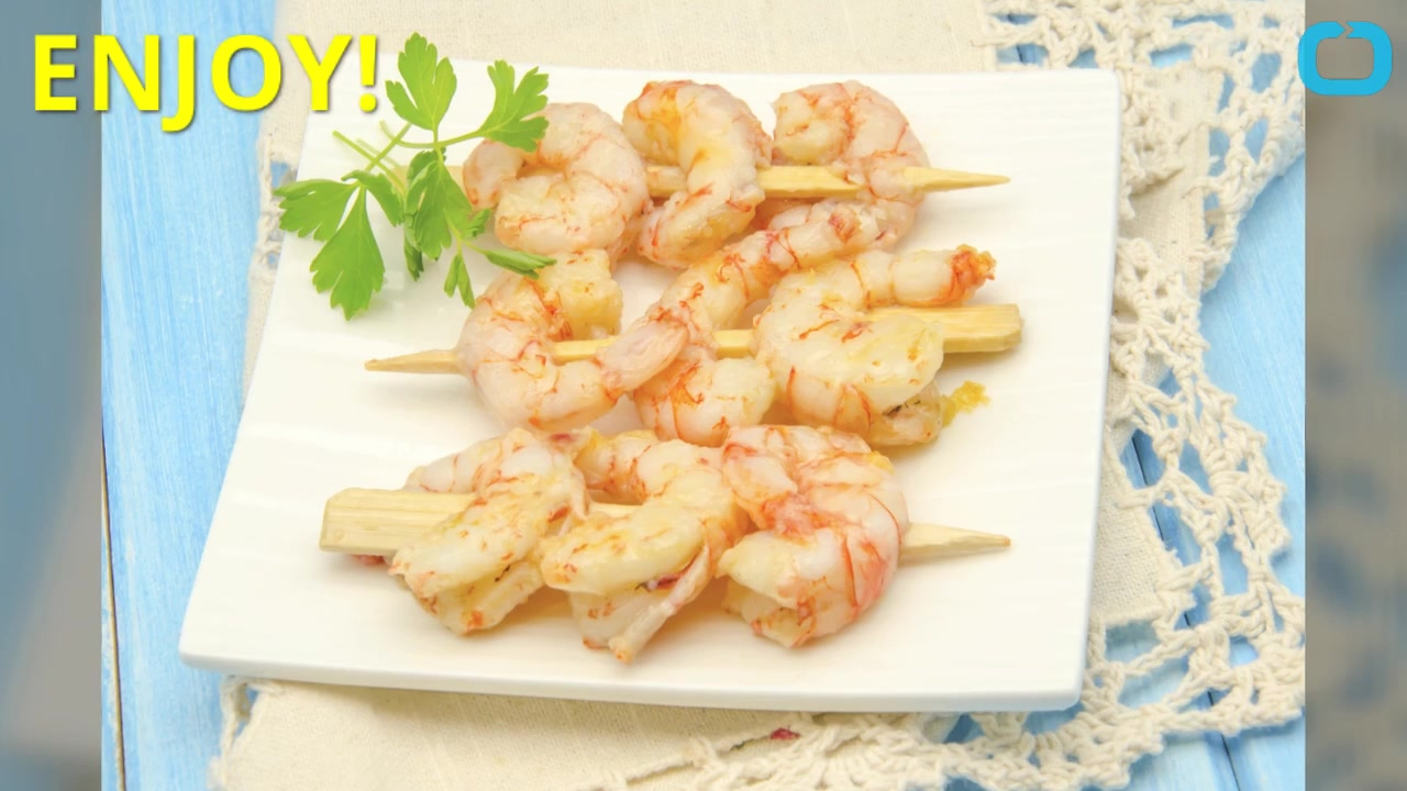 Quick Garlic Shrimp Recipe