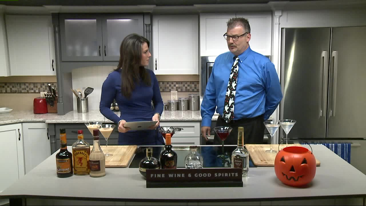 How To Make A Deadly Pumpkin Martini
