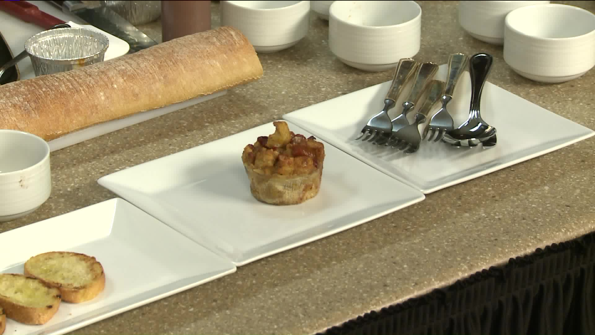 How To Make White Chocolate Bread Pudding