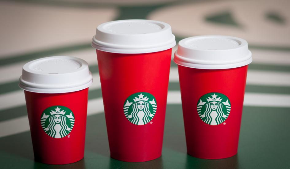 The Holidays Are Here, Starbucks Brings Back Seasonal Red Cups