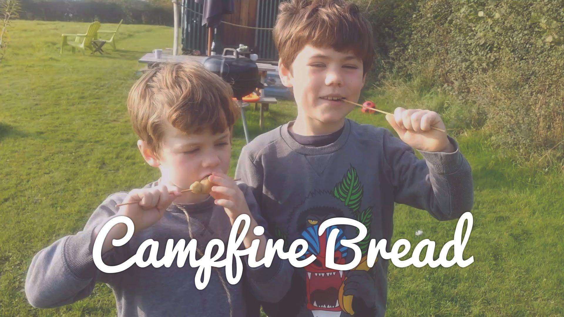 How to Make Brilliant Campfire Bread