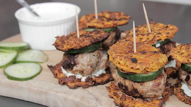 How to Make Low Carb Turkey Sliders