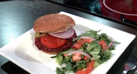 How To Make A Black Bean Burger
