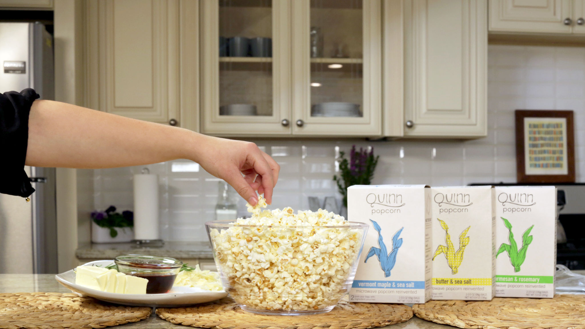 The Best All-Natural Microwave Popcorn
