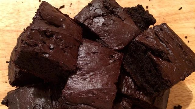 How to Make Gluten Free Avocado Brownies in 59 Seconds