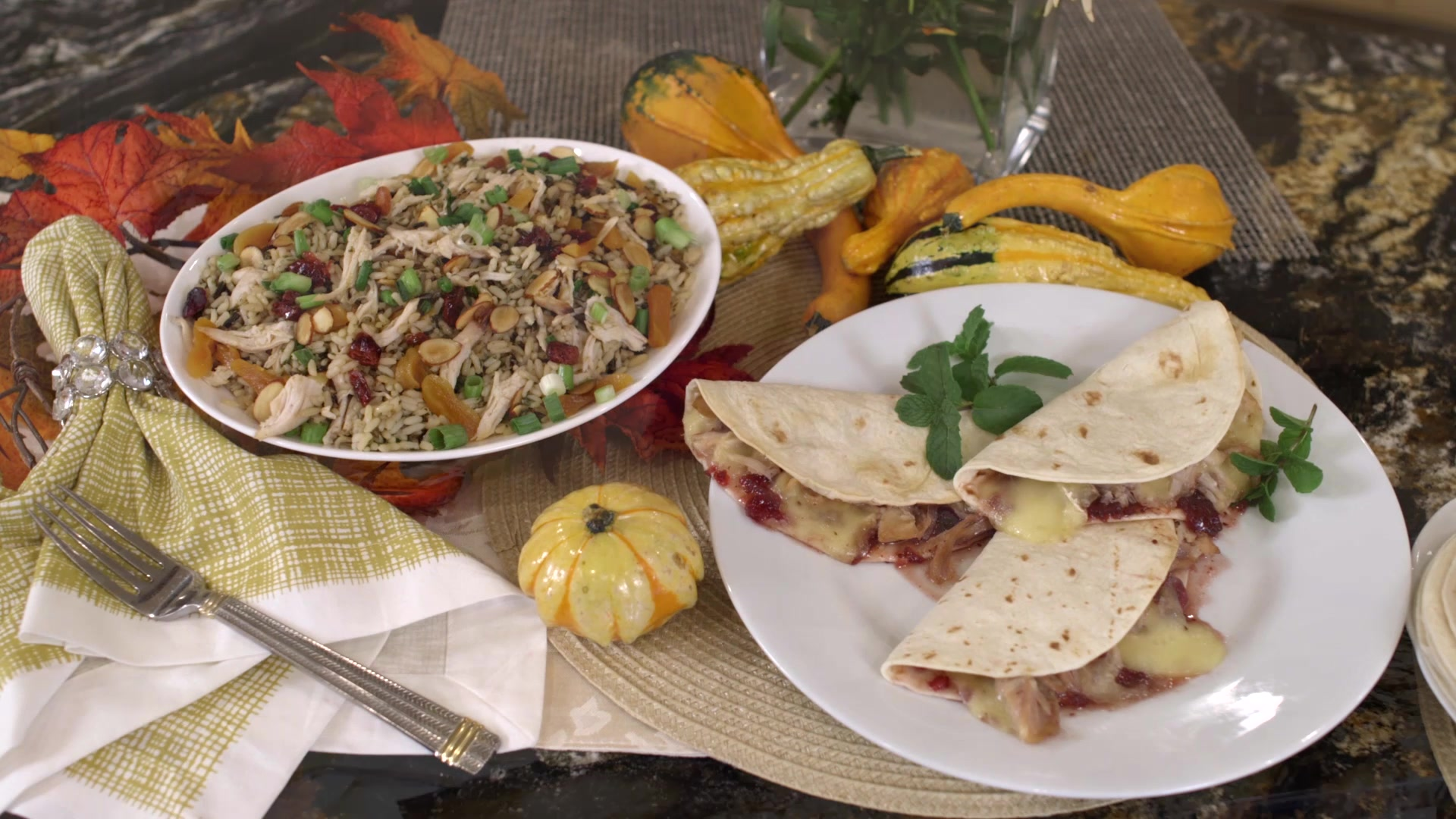 How to Use Leftover Turkey With a Twist