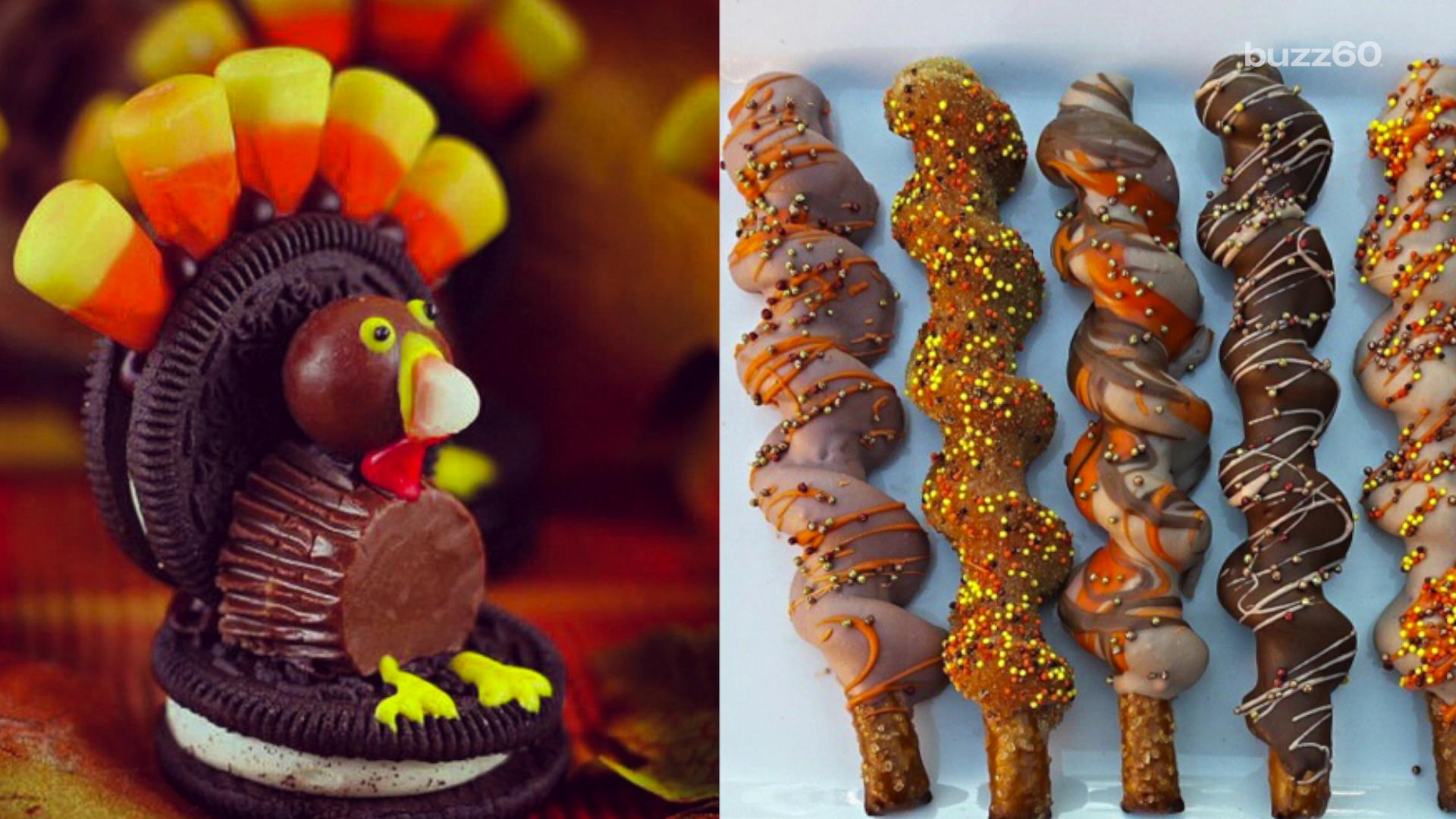 Show-Stopping Dessert Ideas for Your Thanksgiving Gathering
