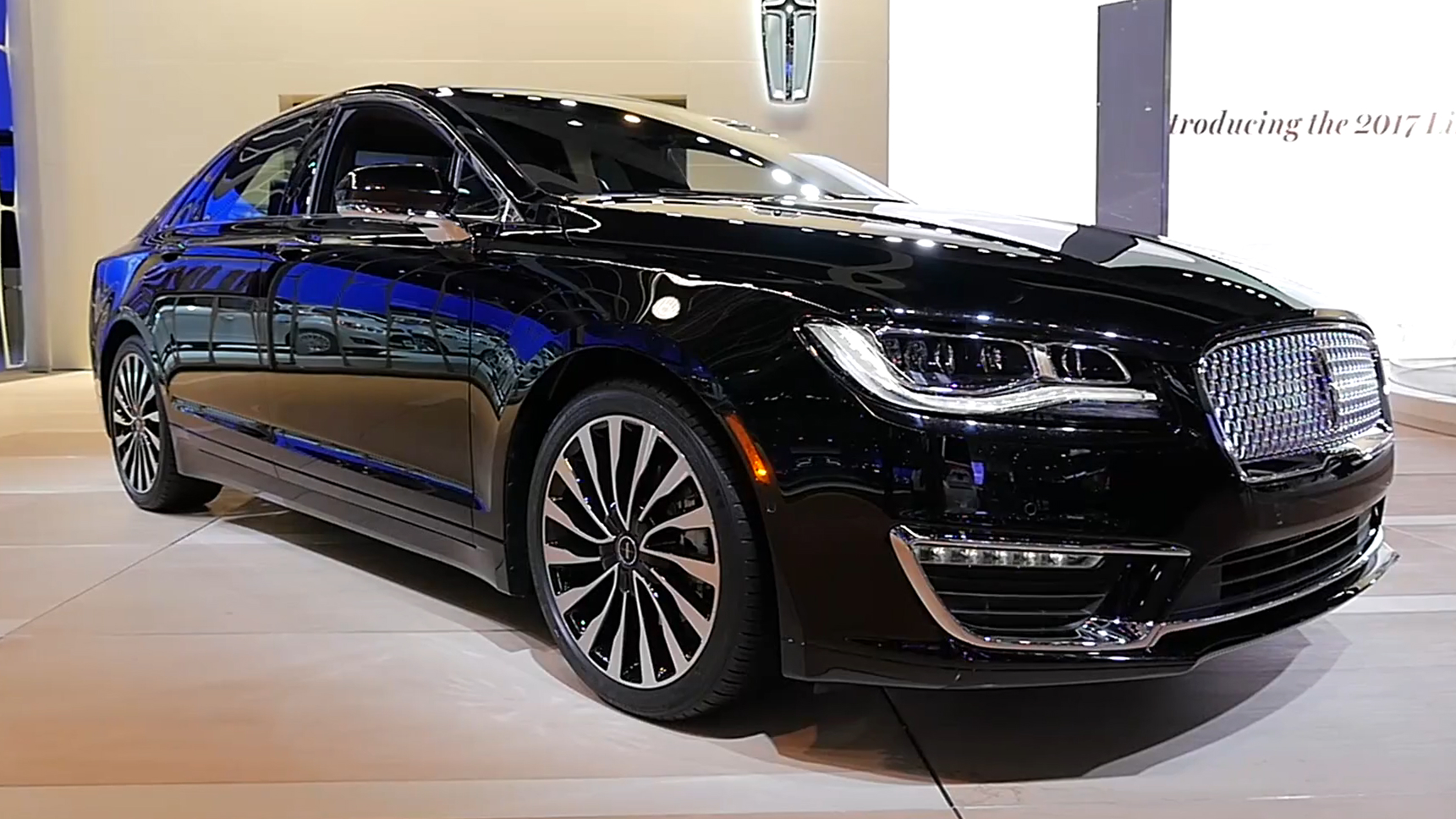 2017 Lincoln Mkz Is A 400 Hp Hot Rod Autoblog