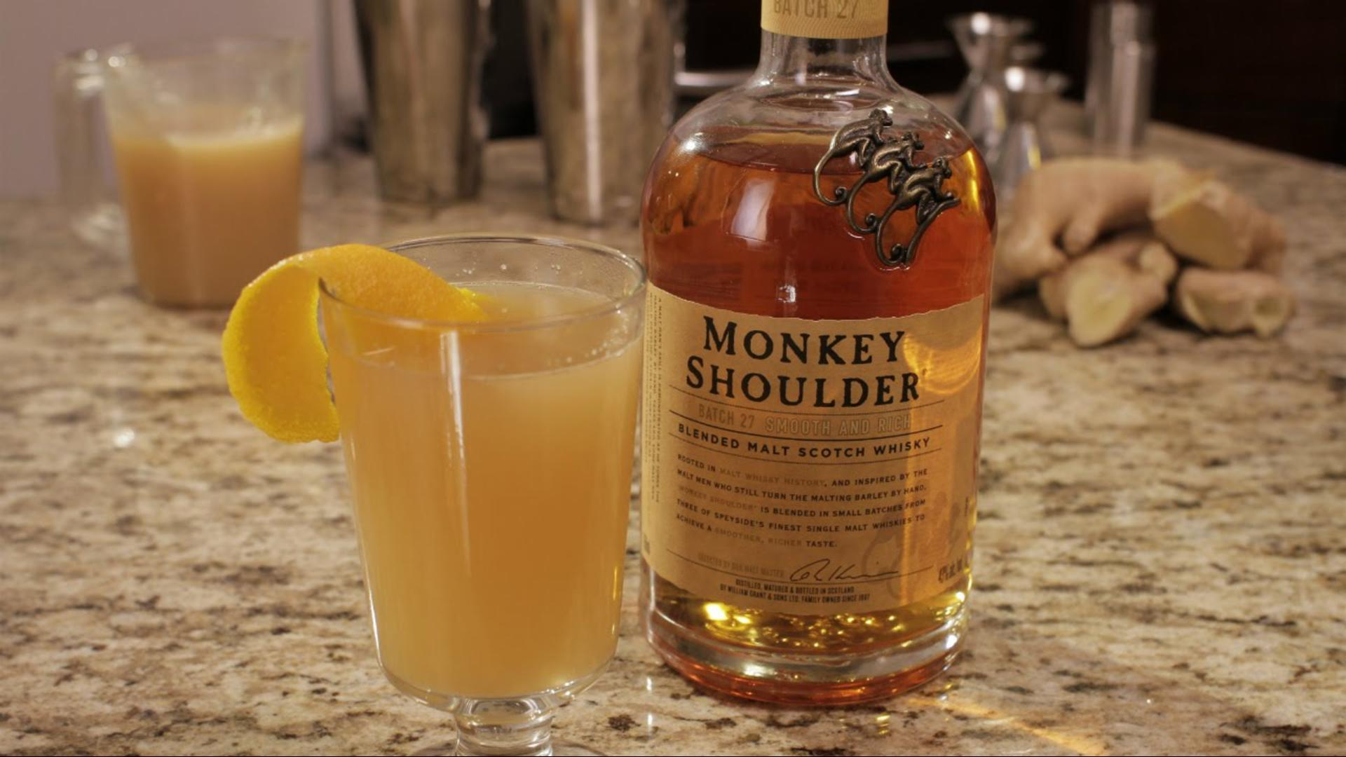 Ginger and Honey Hot Toddy Recipe
