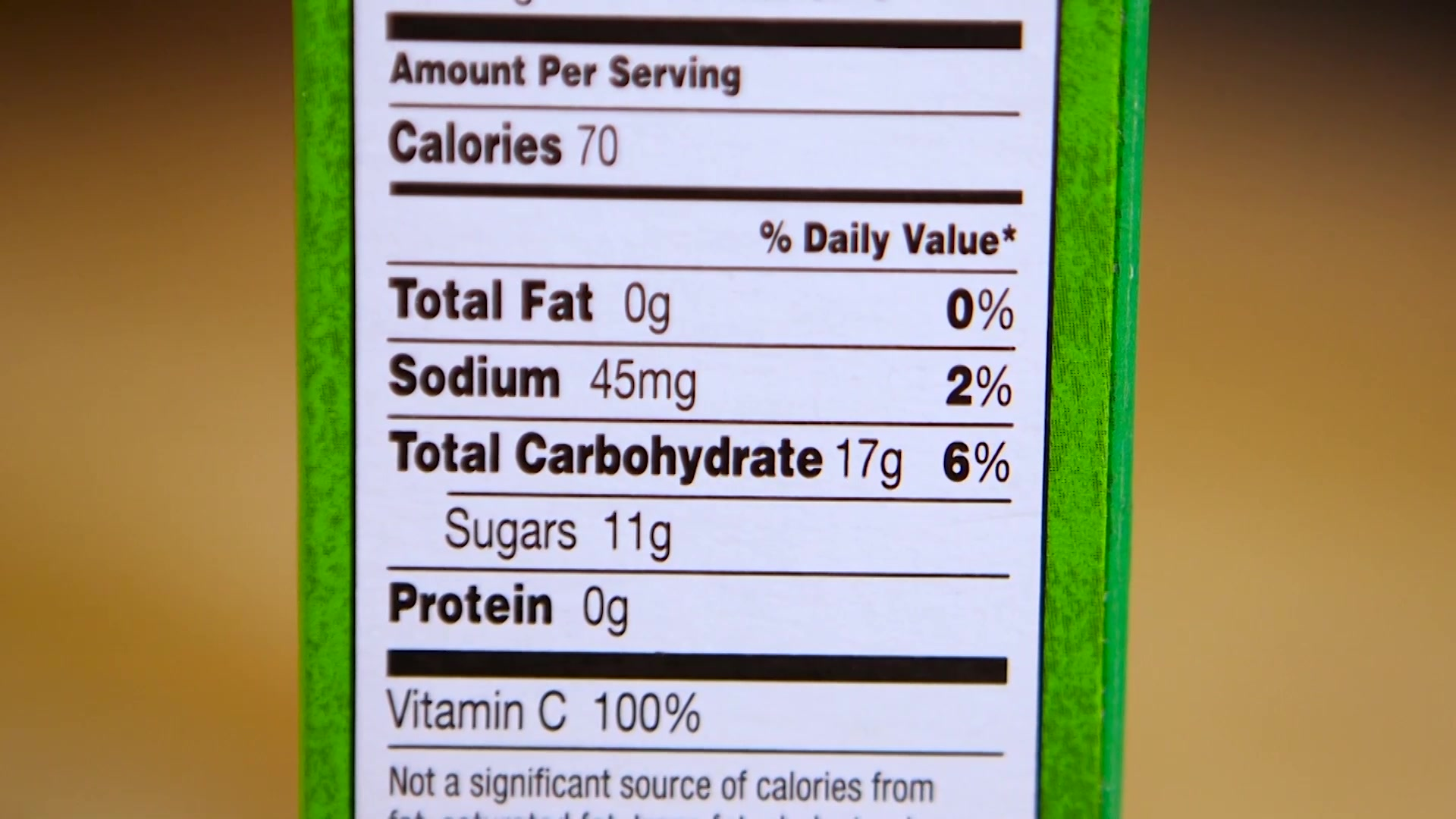 Decoding Food Label Claims - A Diabetic Guide to Grocery Shopping