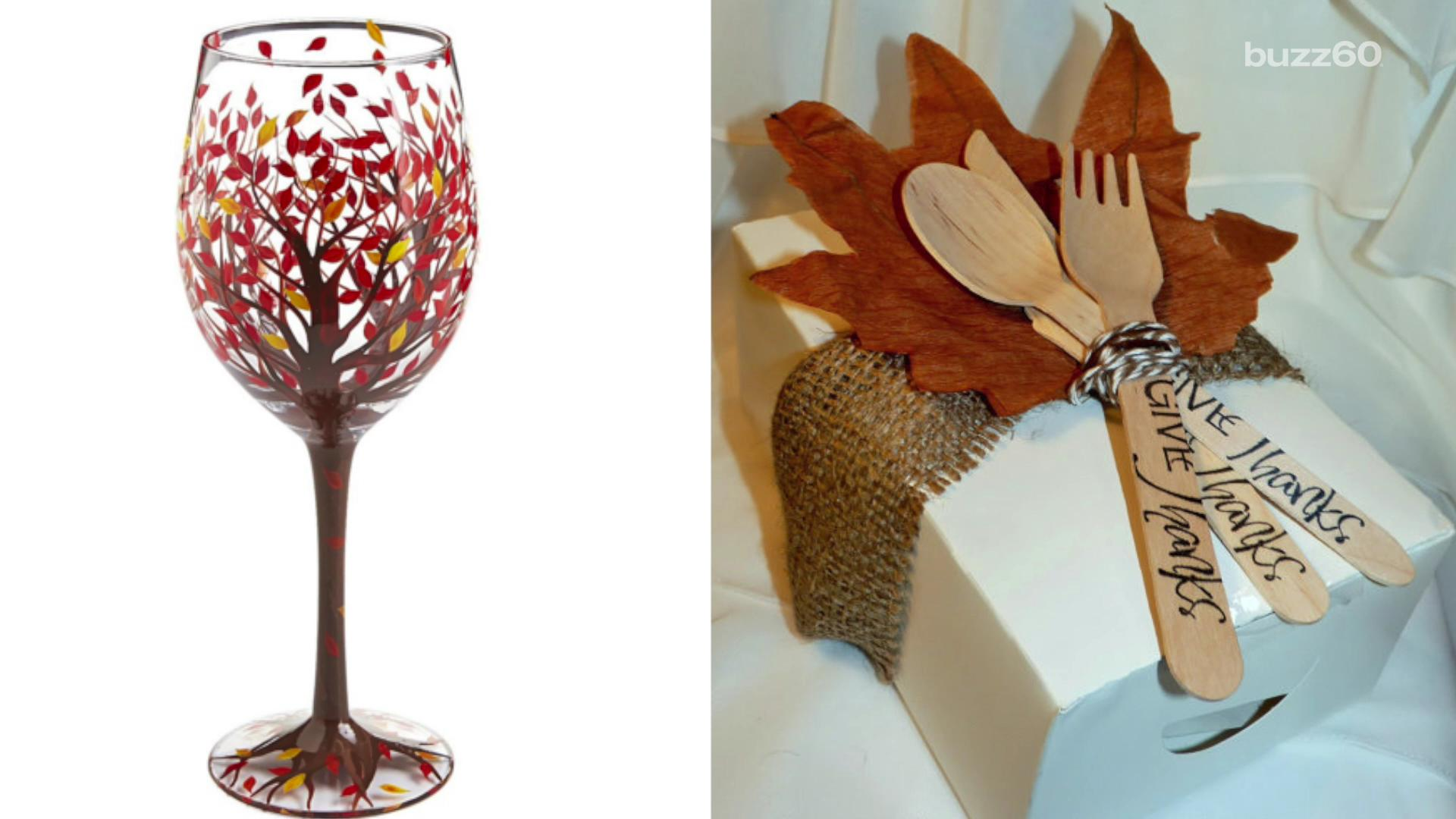 Thanksgiving Dinnerware You and Your Guests Will Fall for