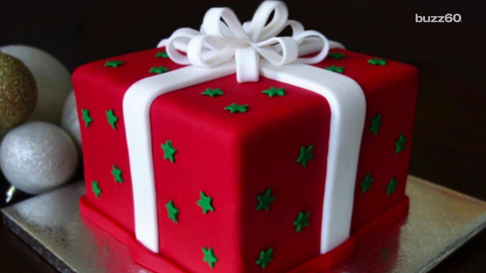 Christmas Cakes to Get You in the Holiday Spirit