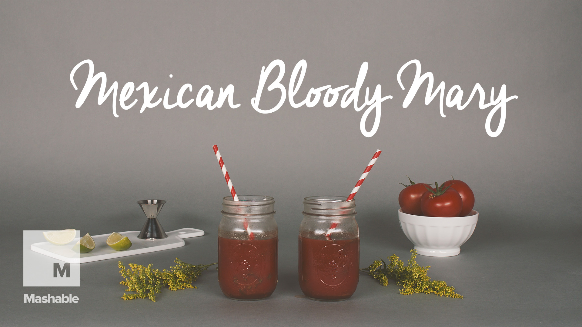 How to Make a Mexican Style Spicy Bloody Mary