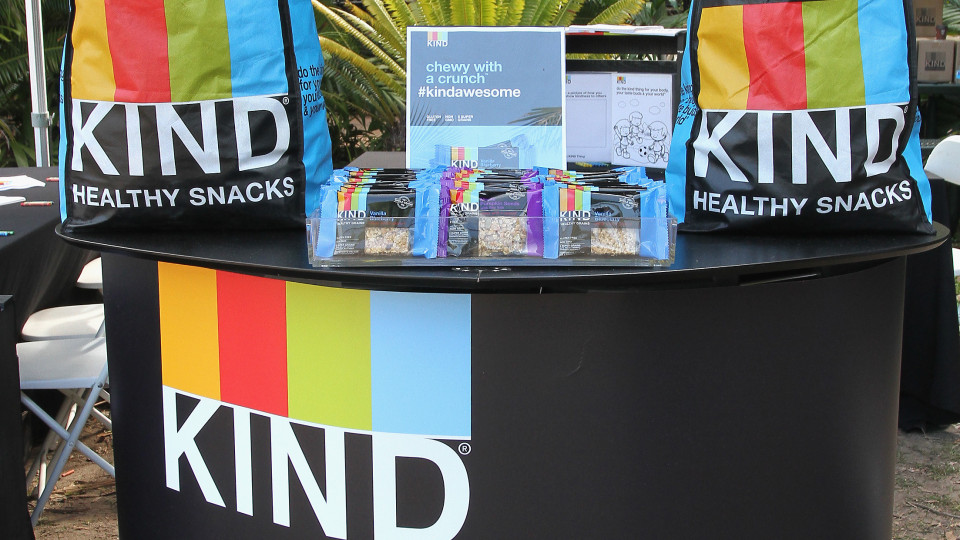 KIND CEO Explains Why 'Not All Calories Are Created Equal'