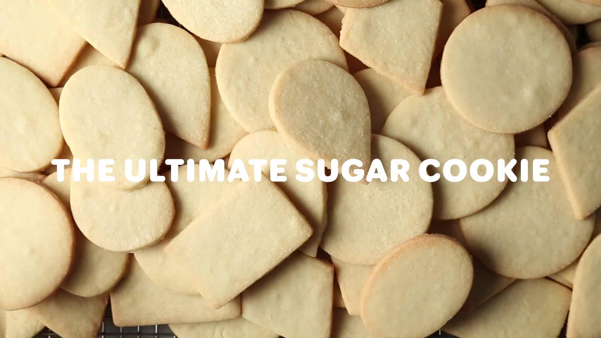 How to Make He Ultimate Sugar Cookies