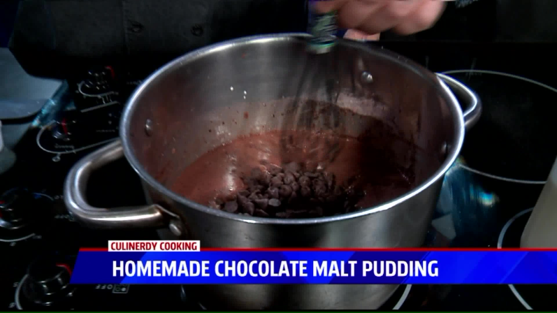 How To Make Chocolate Malt Pudding