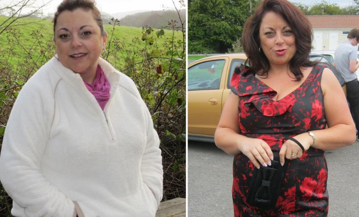 Woman Drops 4 Dress Sizes with Mindfulness