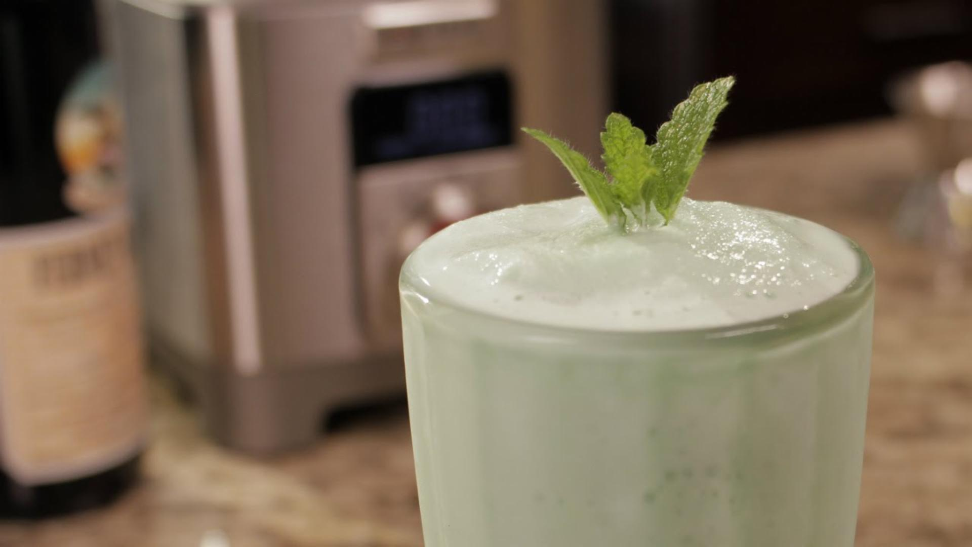 Grasshopper Recipe: The Morgenthaler Method