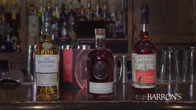 3 Best Holiday Gifts: Bourbon, Scotch, Rum