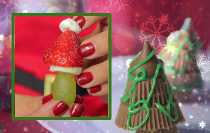 Easy Christmas Treats: The Grinch, Santa's Reindeer, And Cute Christmas Tre