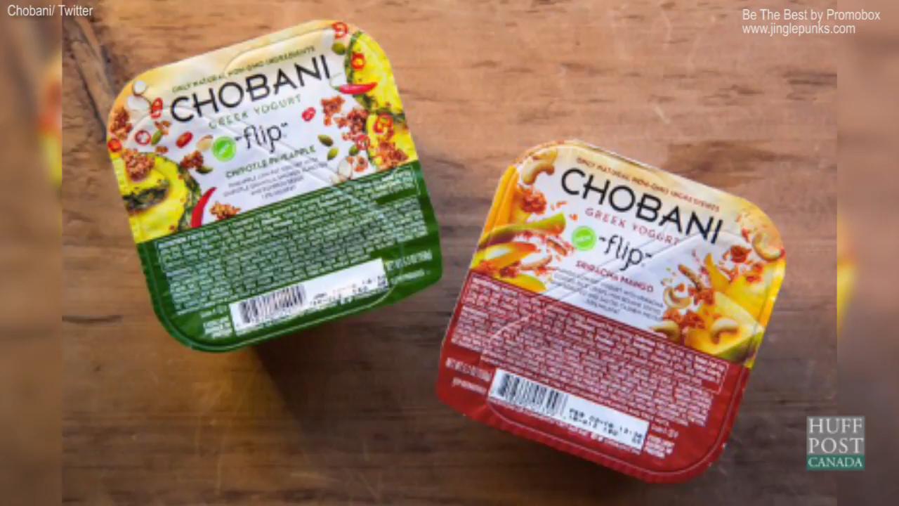 Sriracha Yogurt Is Now A Reality And It's All Chobani's Fault