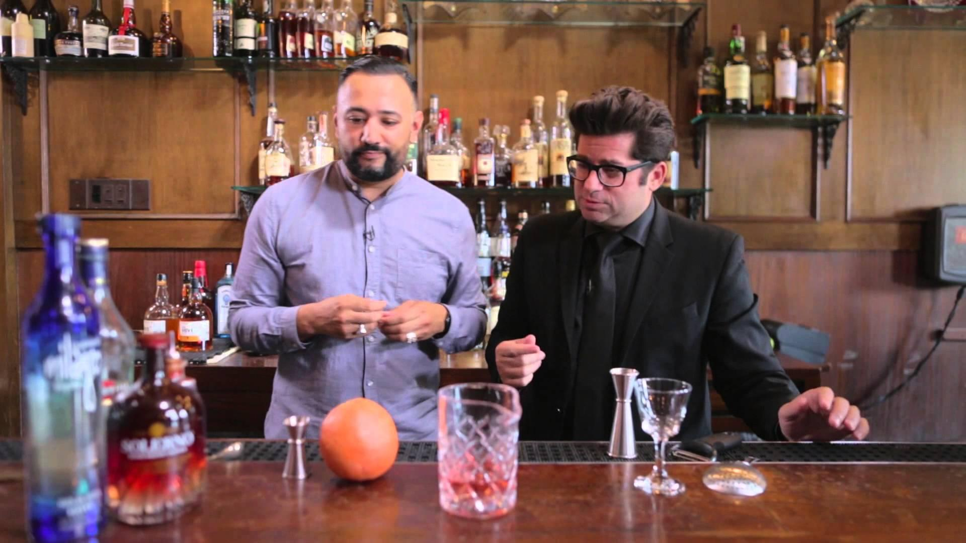 The Leone with Milagro Tequila, Jamie Salas - Hanging with Harris