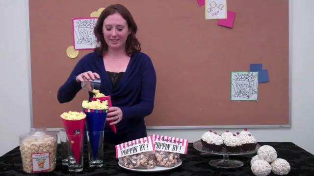 Popcorn Lovers Day Party Snack Ideas