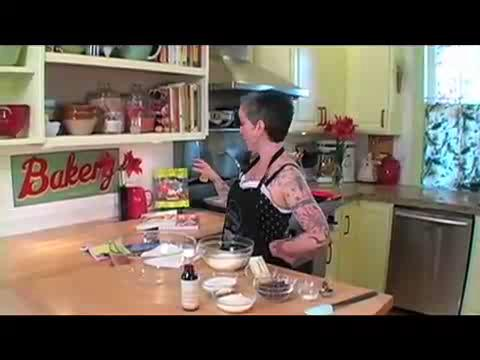 How to make Chocolate Chip Coconut Cookies