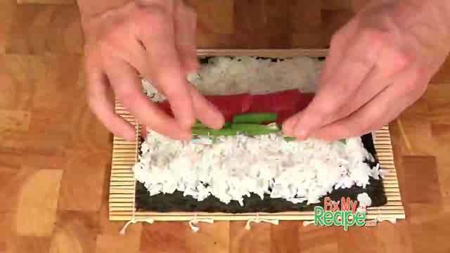 How to Make Sushi - Fix my Recipe