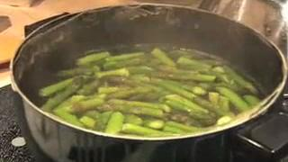 How to Make Farro Risotto with Asparagus