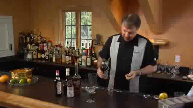 The La Louisiane Cocktail Recipe