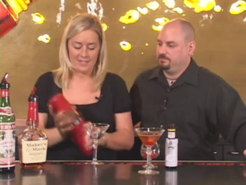 The Art of the Drink Makes a Classic Manhattan