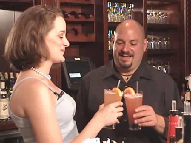 How to Make Singapore Sling. Art of the Drink 50