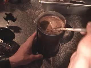 St. Patrick's Day Irish Coffee