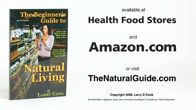 Eat Organic Food No. 5 Go to a Natural Food Store