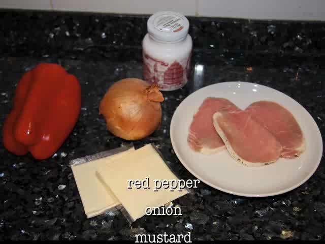 Sandwich Party: Pork Sandwich