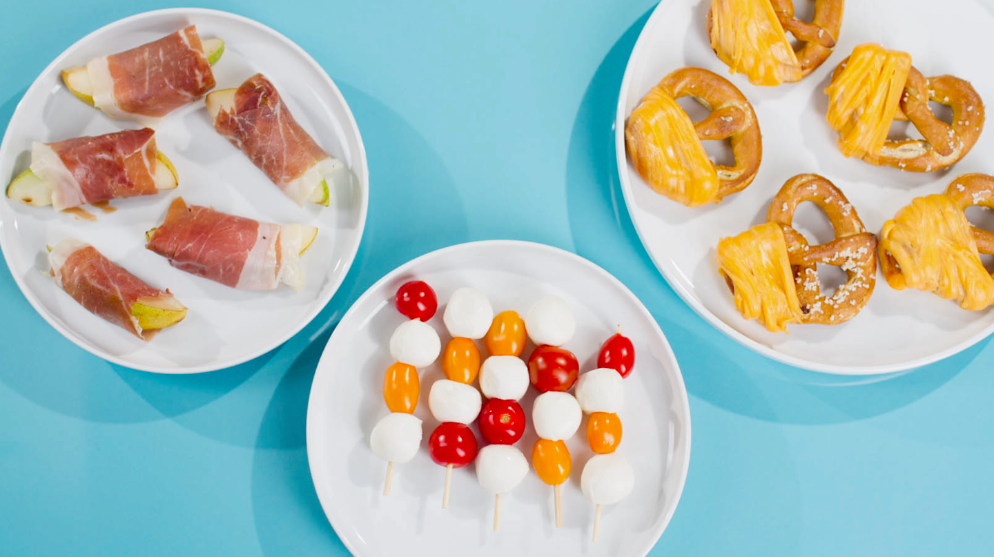 Last-Minute Party Hors D'oeuvres You Can Easily Pull Off